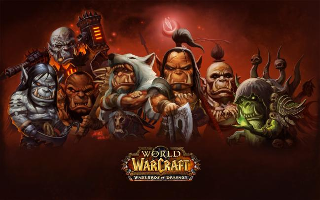 Как начать играть на Warlords of Draenor 6.2.3