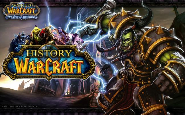 История World of Warсraft