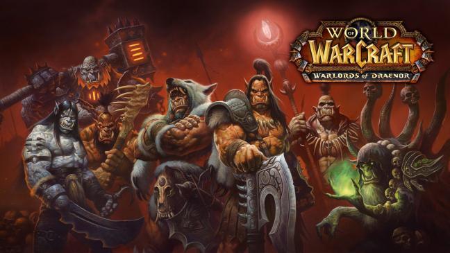 Открытие сервера Warlords of Draenor на Aldoran 10 Декабря!